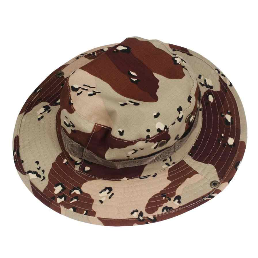 2adb7c3f79a87 Detail Feedback Questions about Bucket Hat Boonie Hunting Fishing Outdoor  Wide Cap Brim Military mountaineering cap Drop shipping on Aliexpress.com  ...
