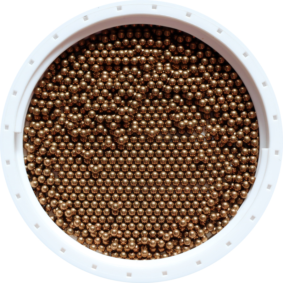 h62 Treu 1,8mm 1000 Pcs Solide Messing Lager Ball Freies Verschiffen Feines Handwerk