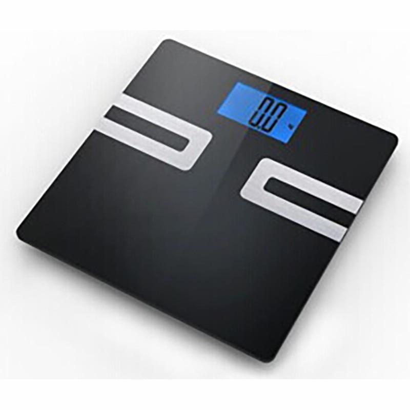 2016 New Body Fat Analyzing Digital Smart Scale LCD BMI Muscle Bone We
