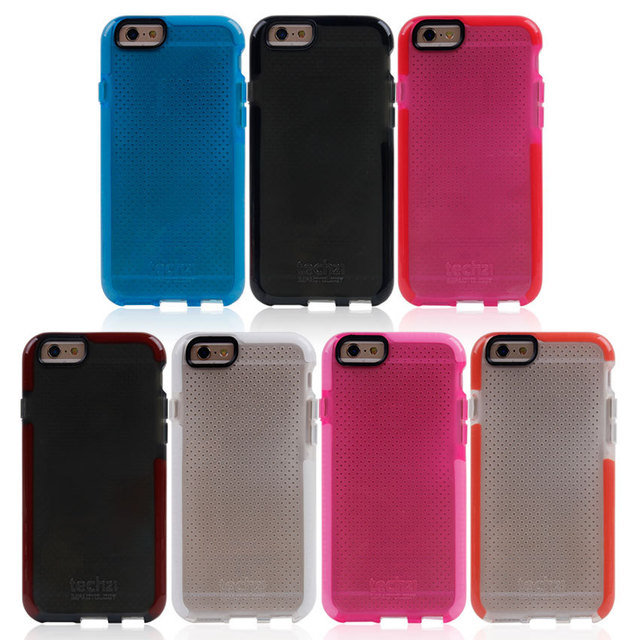 the best attitude df710 90b0e US $6.99 |Tech21 Case for iphone 6 plus TPU Case Impact Evo MESH Case for  iphone 6 5.5inch Anti shock Back Shell on Aliexpress.com | Alibaba Group