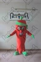 פלפל אדום cartoon קמע תלבושות