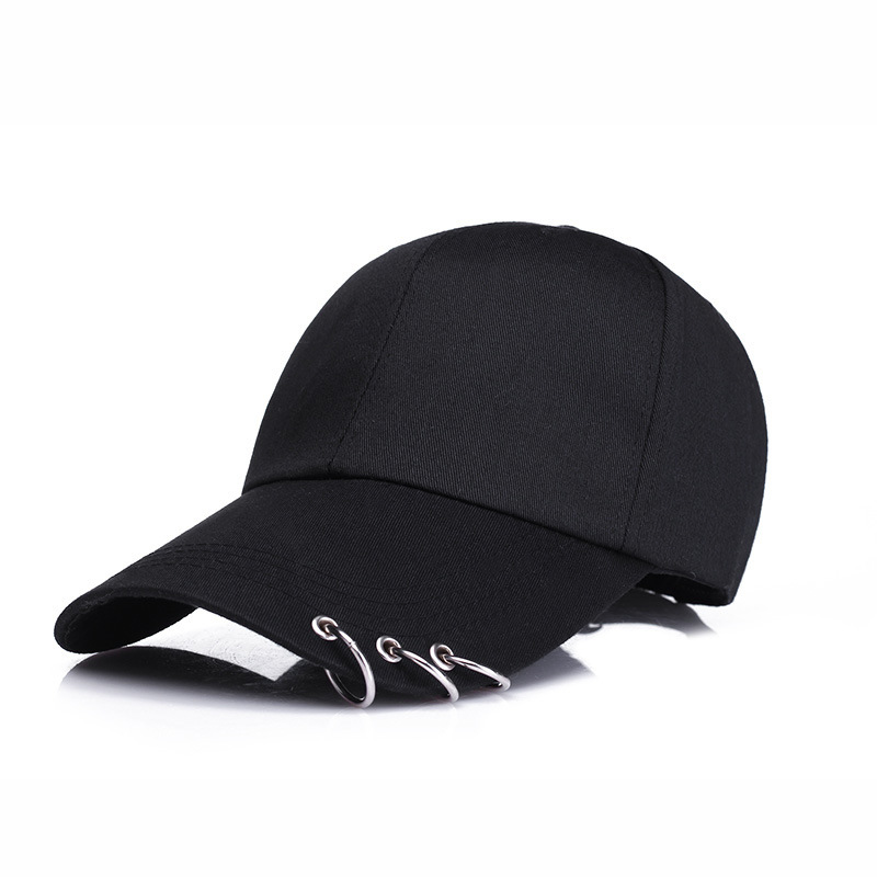 fancy solid black font white pink baseball buy plain cap where to a and