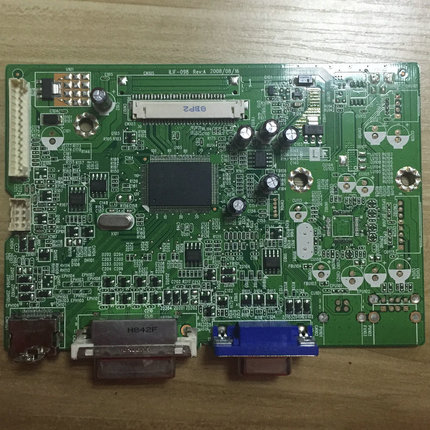 ILIF-098 Driver board For M2200HD Good Working Tested epia ml8000ag epia ml 8000ag epia ml rev a industrial board 17 17 well tested working good