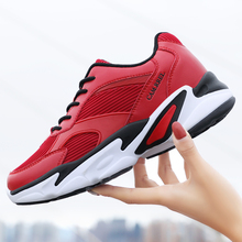 running shoes for men slip on sneakers casual Outdoor Sport Breathable  Lovers Shoes