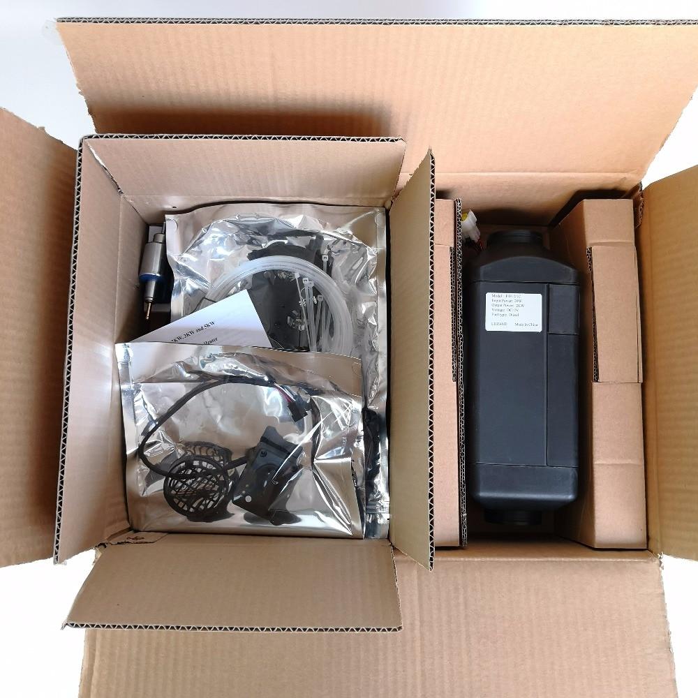 Купить с кэшбэком Free shipping Air Parking Heater Not Webasto Heater 2kw Gasoline Or Diesel Heater