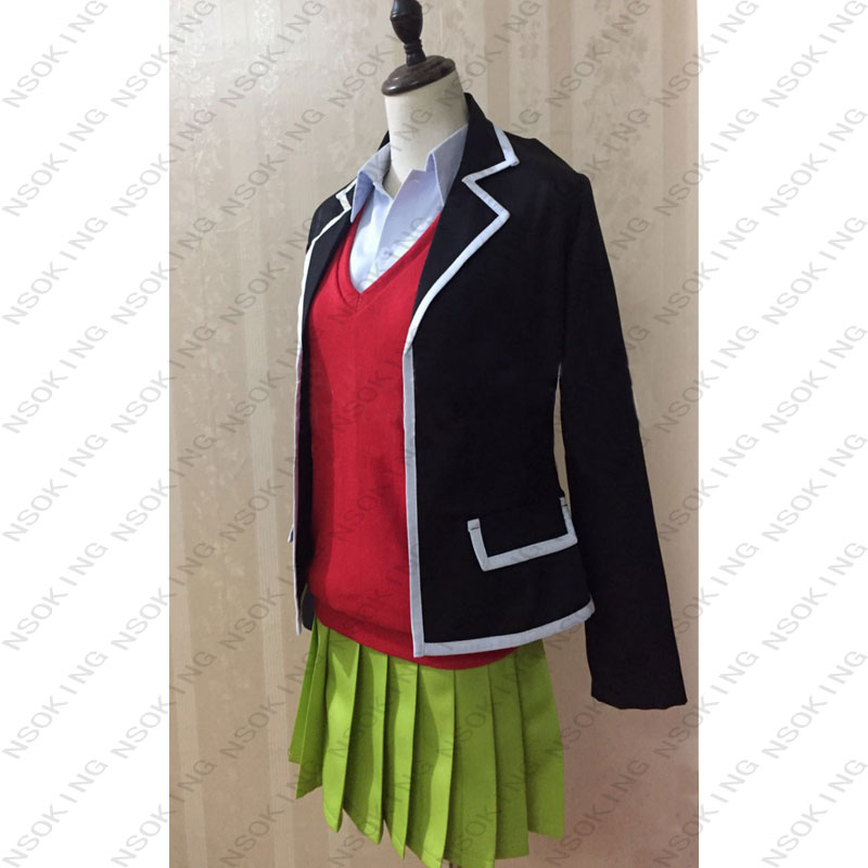 Anime Gotoubun no Hanayome The Quintessential Quintuplets Nakano Itsuki Cosplay Costume Custom Made-in Anime Costumes from Novelty & Special Use    3