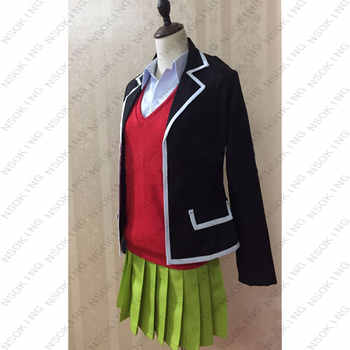 Anime Gotoubun no Hanayome The Quintessential Quintuplets Nakano Itsuki Cosplay Costume Custom Made