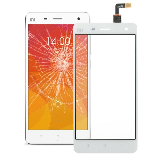New Arrival Touch Screen Digitizer Glass Lens Replacement Part for Xiaomi Mi4 Smart Phone Repair Replace Spare Parts