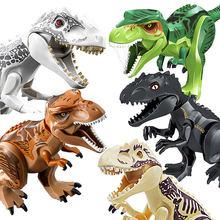 Конструктор «динозавр Юрского периода» сборка «сделай сам» игрушки