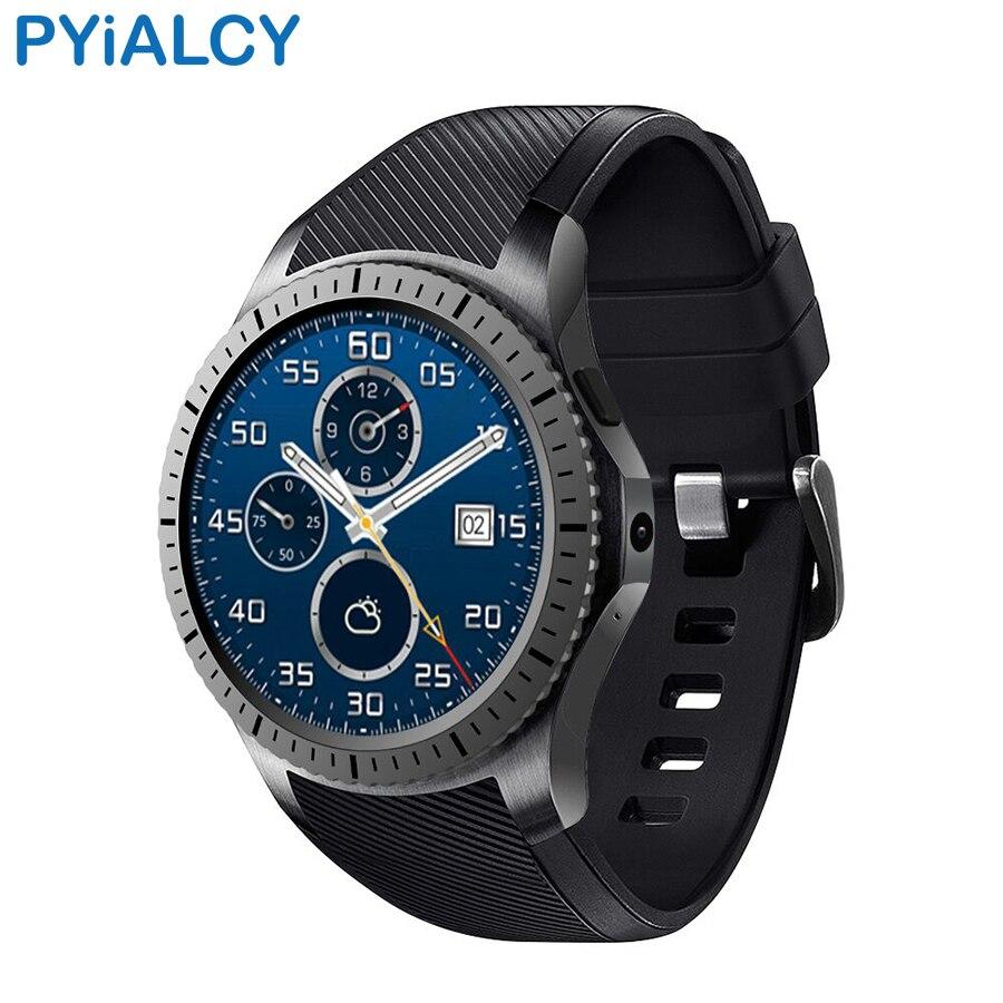 PYiALCY GW11S Smart Watch GPS WIFI Heart Rate Fitness Tracker Smartwatch Support Nano SIM Card Pedometer MTK6580 PK DM368 X5Air smart baby watch q60s детские часы с gps голубые