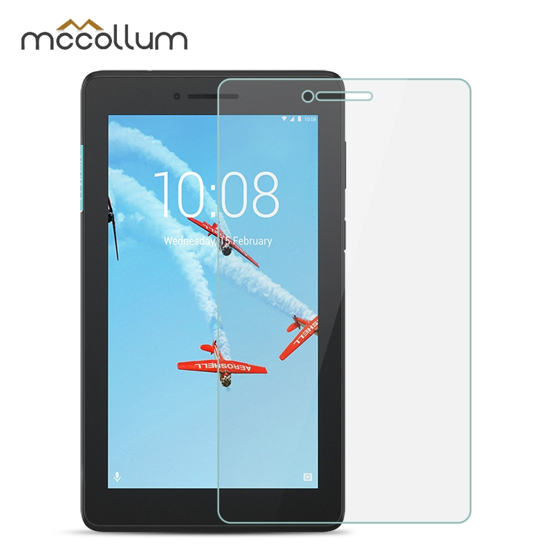 Tempered Glass For Lenovo Tab E7 E8 E10 TB-7104F 7104 7.0 TB-8304F TB-8304N 8304 8.0 TB-X104F X104 10.1 Tablet Screen Protector