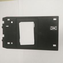 лучшая цена PVC ID Card Tray J type + 20pcs PVC ID Card For Canon iP7240 iP7250 iP7270 MG7550 MX922 MG7510 MG7520 MG7540 MG7770 MX923 MX924