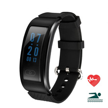 DF23 Bluetooth4.0 fit бит Smart запястье inteligente браслет с сердечного ритма Мониторы плавать Mi нг трекер PK miband Ми 2 D21 H3