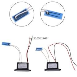 DC12V DIY domu Generator ozonu oczyszczacz powietrza dezodorant gęstość wyjściowa 200 mg/H O3 AC220V|Części do oczyszczaczy powietrza|AGD -