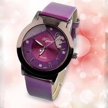 Relogio Feminino Quartz Montre Mode Montre Femmes De Luxe Marque DGJUD Bracelet En Cuir Montres Dames Montre-Bracelet Relojes Mujer 2016