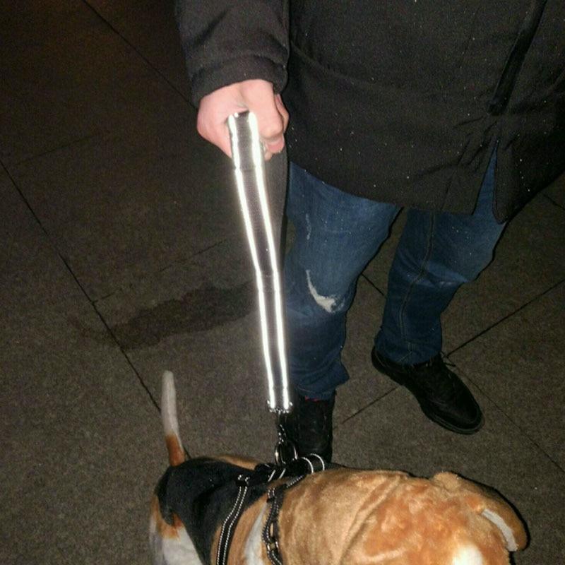 [TAILUP] Korte hundemuskler Rope med håndtag Walking 50cm - Pet produkter - Foto 6