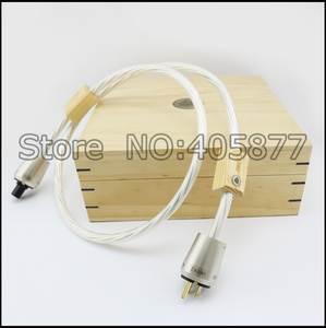 Power-Plug-Cable Hifi 2-Supreme ODIN US with Original-Box Reference Brand-New