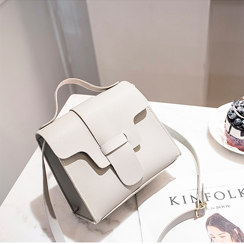 Fashion Handbag Luxury Handbags Women Bags Designer Small Crossbody Bags For Women 2019 PU Leather Shoulder Bags For Travel