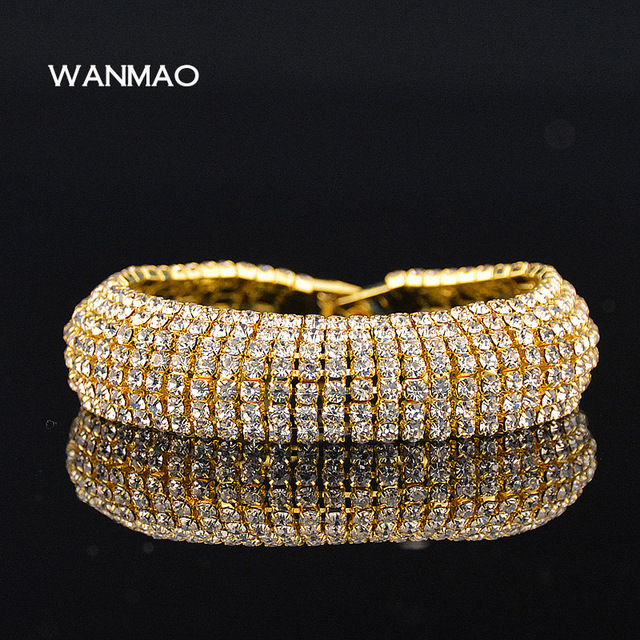 Fashion Bracelets personalized rhinestone bracelet accessories high