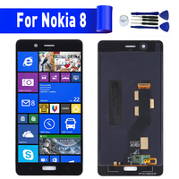 For Nokia 8 lcd display screen Replacement For NOKIA 8 Display lcd screen module
