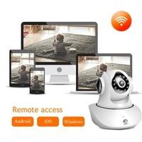 jooan беспроводной и IP камера 720 р, 1080р HD смарт Wi-Fi главная безопасности видео видеонаблюдения камера видения ircut ПЭТ видеоняни и радионяни