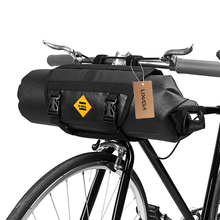 Lixada Waterproof Bicycle Handlebar Bag Cycling MTB Bike Front Basket Bag Pannier Bike Accessory Large Capacity roswheel hot new 3l bicycle bag water proof mtb bike handlebar front basket pvc pannier pouch cycling holdings accessories