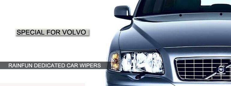 """RAINFUN S590 2""""+ 20"""" Специальный автомобиль стеклоочистителя для VOLVO S80L(09-), высокое качество стеклоочиститель, 2 шт. в партии"""