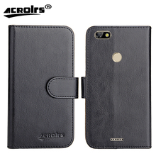 BQ BQ-5500L Advance Case 2017 6 Colors Flip Dedicated Leather Exclusive 100% Special Phone Cover Cases Card Wallet+Tracking