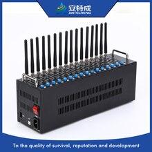 multi sim card gsm modem Wavecom Q2403 16 sim cards gsm modem