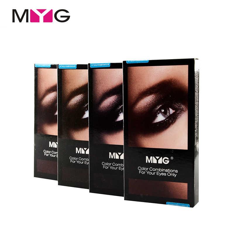 Top Kwaliteit Naked Oogschaduw Palet Merk Make-Up Naakt Smoky Glitter Matte Oogschaduw 10 Kleuren Oogschaduw Met Oogschaduw stok