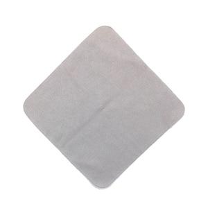 Image 2 - 14*14cm 10 pces tamanho grande revestimento de carro microfibra pano ceamic nano vidro revestimento pano cristal glasscoat aplicação roupas