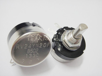 TOCOS TOKYO RV24YN20FB502 single-turn steering wheel potentiometer governor Genuine authentic switch
