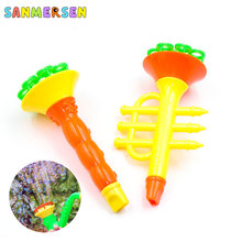 Bubble Toys Kids Soap Water Soap Wedding Bubbles Machine  Blower Gun Outdoor Kids Toys Interactive Toys for Children Gifts 1PC цены