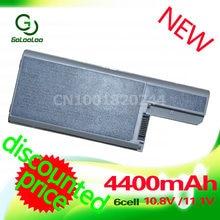 4400 мач аккумулятор для ноутбука dell latitude d820 d531 d531n d830 точность m4300 m65 310-9122 312-0393 312-0401