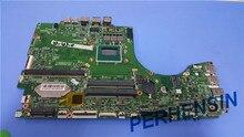 Оригинальный Для MSI GT72 материнская плата портативного компьютера с I7-4710HQ Процессор MS-1781 MS-17811 100% работают отлично