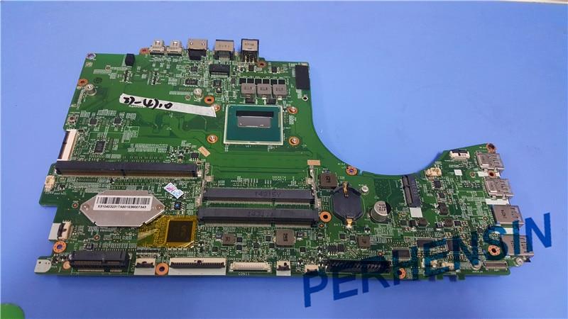 Original PARA MSI GT72 LAPTOP MOTHERBOARD COM CPU MS-1781 I7-4710HQ MS-17811 100% Funcionar Perfeitamente