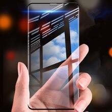 Volle Abdeckung Rand Gehärtetem Glas Für iPhone 7 8 6 Plus Screen Protector Für iPhone XS X XR xsmax 6s Film Schutz Glas fällen