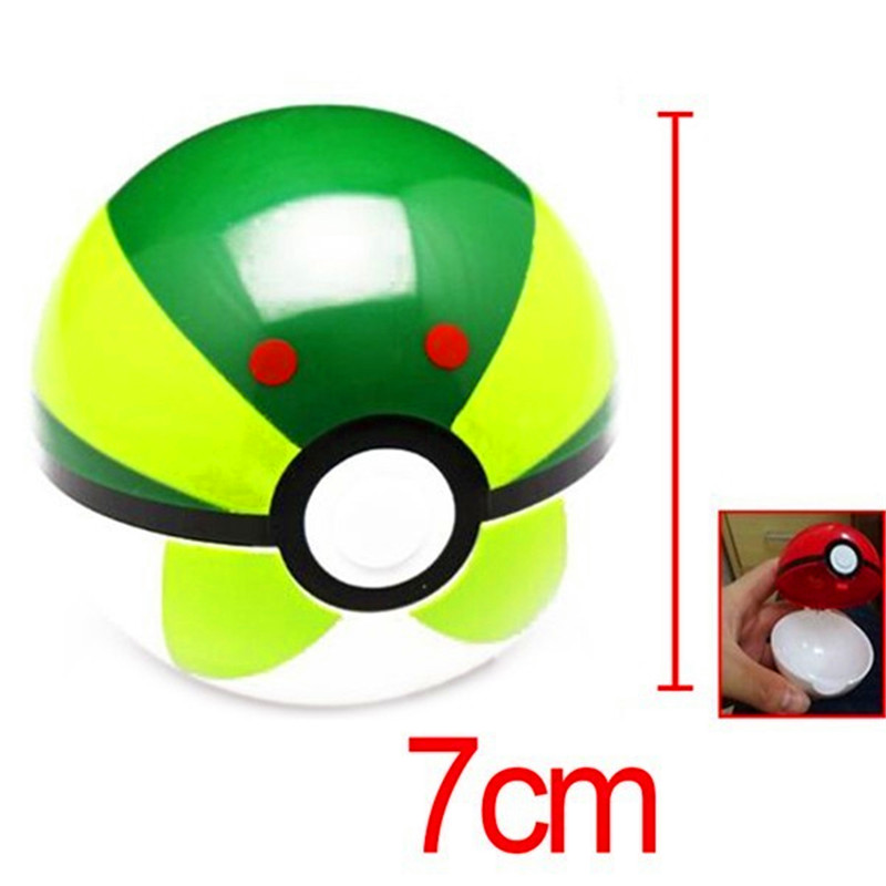 Poke ball with Pokemon 10
