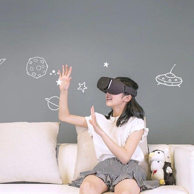 Original Xiaomi VR BOX Mi VR Play 2 Immersive 3D Virtual Reality Glass Headset Work For Xiaomi WIFI APP Remote Control Fov93 5