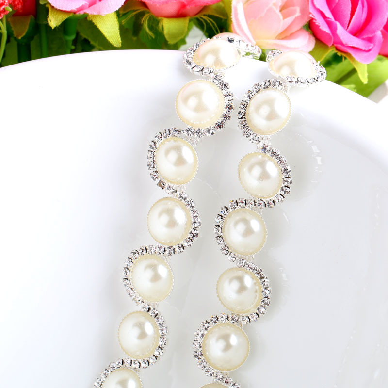 Wholesale Fashion Strass Crystal Rhinestone Decorative Chain