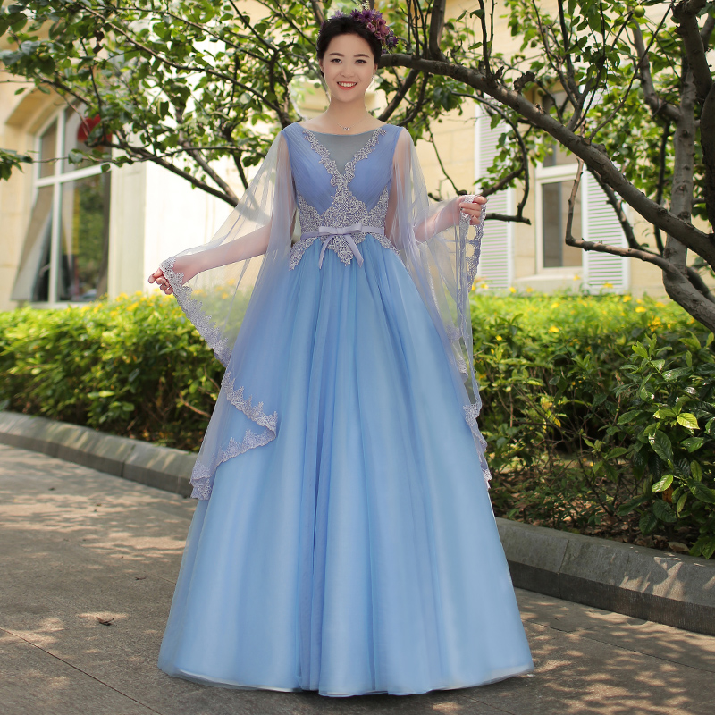 Mother Daughter Dresses for Wedding Party Evening Long Ball Gown Girls Formal  Dress Family Matching Clothing. sku  32846994574 62309fe96514