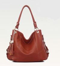 Wholesale Tassels Women Handbags New Women Leather Handbags Fashionable Joker Famous Brand Women Shoulder Messenger Bags H093