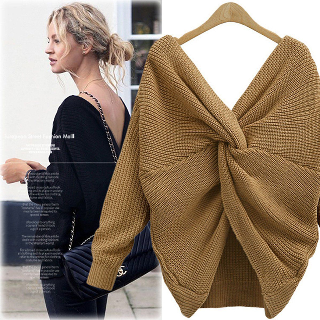 Women Hoodies New V-Neck Neck Knit Long Sleeve Knit Fashion Girl Hot Sale Hooded High Quality Soft And Comfortable