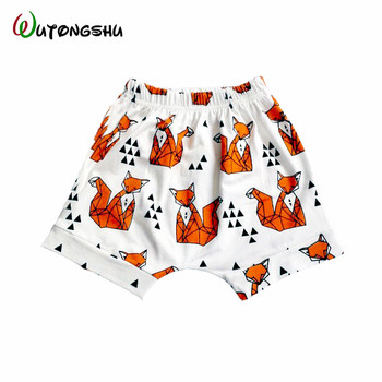 2019 Baby Bloomers Baby Boys Girls Shorts PP Children's Summer Harem Shorts For Boys Toddler Clothing Kids BoBo Beach Shorts 1