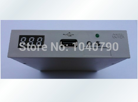 """Gratis frakt Ny version SFR1M44-U100K 3,5 """"1,44 MB USB FLOPPY DRIVE EMULATOR för YAMAHA KORG ROLAND Elektroniskt tangentbord GOTEK"""