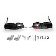 , Пригодный Для KTM 390 Duke Черный Алюминиевый Рукавицы Тормозная Сцепления Рук Гвардии 2013 2014 2015