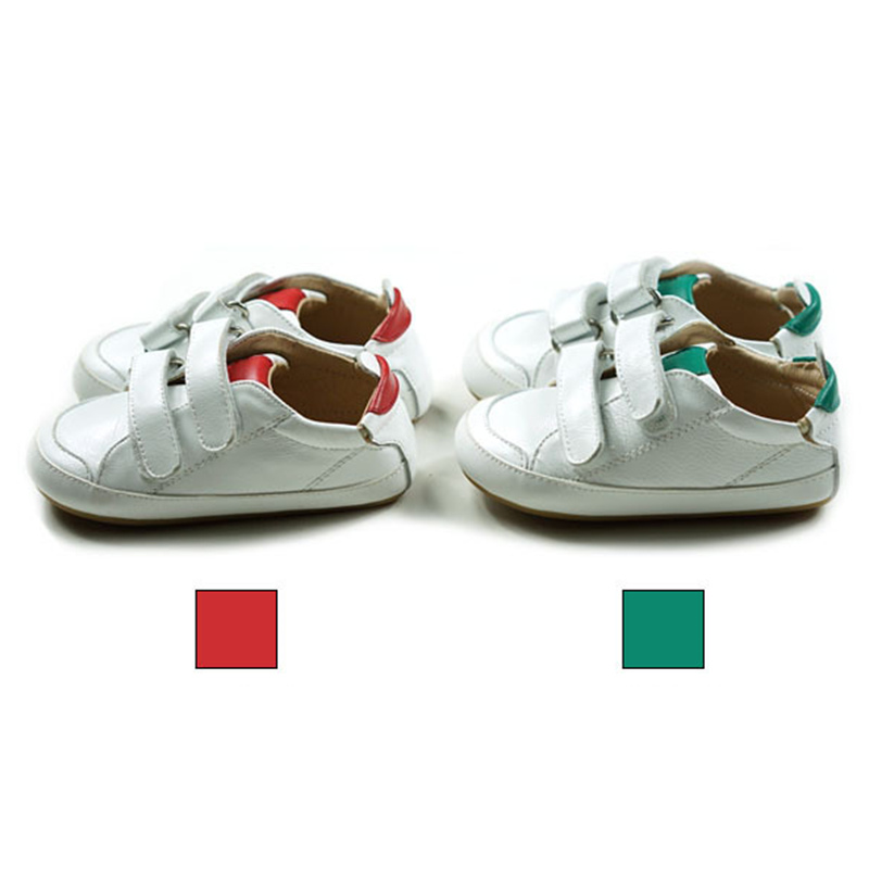 Genuine Leather Children casual shoes Sheepskin School shoes Boys and Girls shoes little Kids leather shoes 13.5cm-17cm