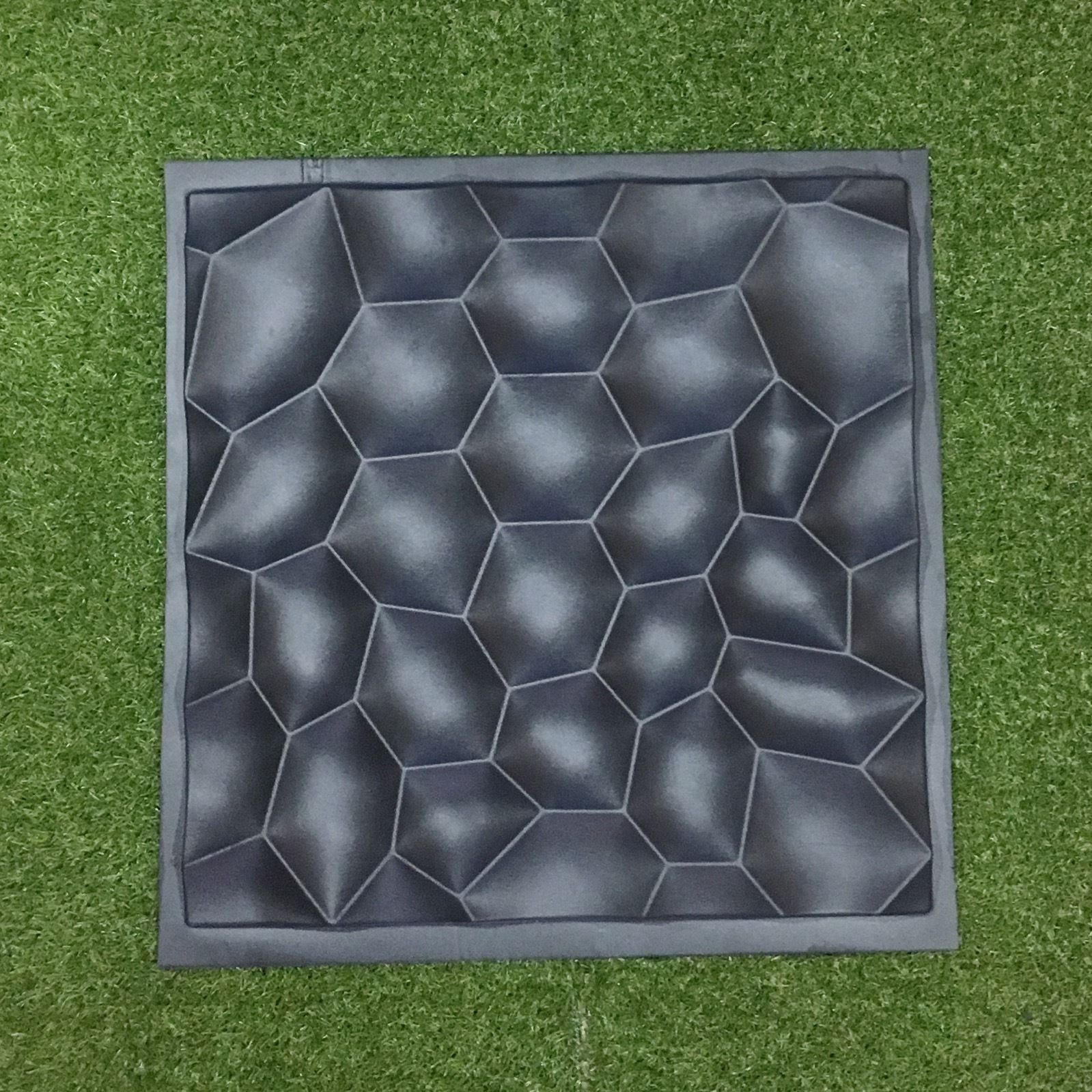 Sculpting, Molding & Ceramics *shell* 3d Decorative Wall Panels 1 Pcs Abs Plastic Mold For Plaster Light Equipment & Tools