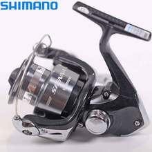 SHIMANO SIENNA 1000FE/2500FE/4000FE Spinning Fishing Reel 1+1BB with Aluminum Spool M-Compact Body  Spinning Fishing Reel