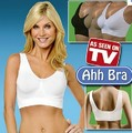 3 pcs/set High Quality AHH BRA  6 Size in stock BODY SHAPER Push Up BREAST RHONDA SHEAR   Ladies Underwear Bra